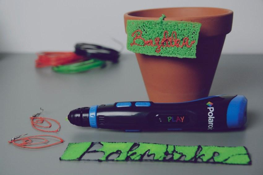 Polaroid Play 3D pen 3D-penna pyssel enkel barn