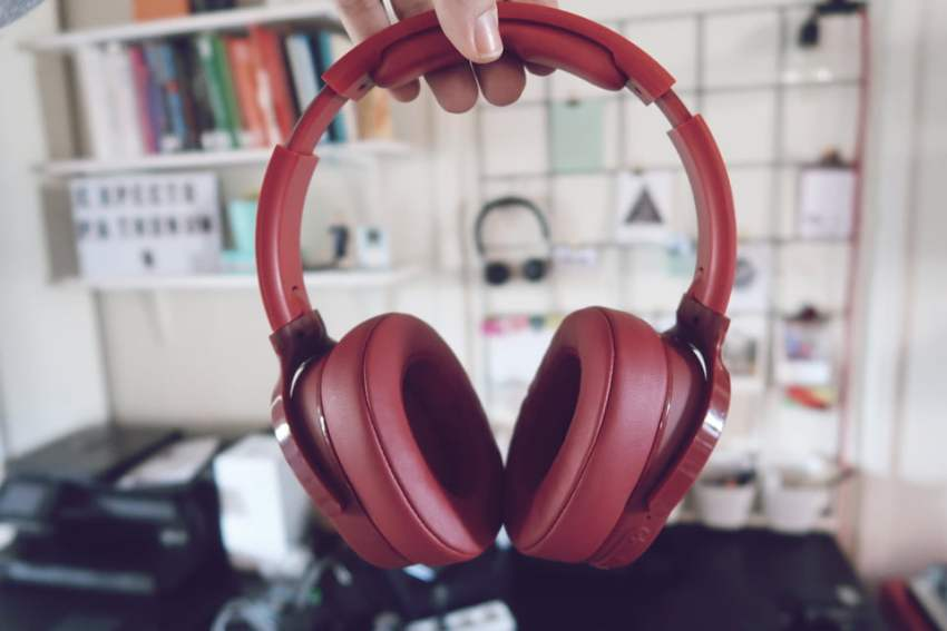 Skullcandy Hesh 3 hörlurar recension