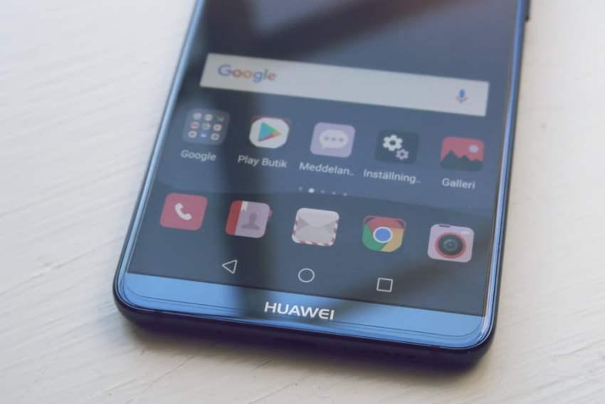 Huawei Mate 10 Pro recension