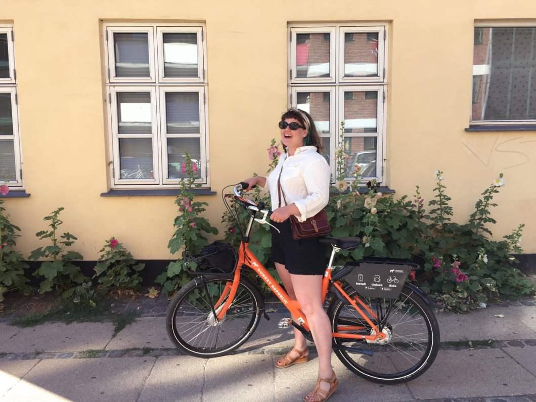 Hyra cykel i Köpenhamn med app – test av Donkey Republic - Teknifik