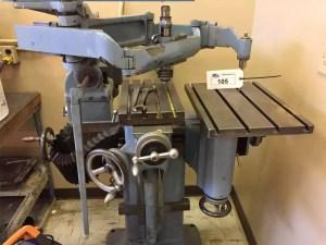 pantograph milling machine