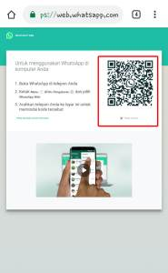 scan qrcode di browser