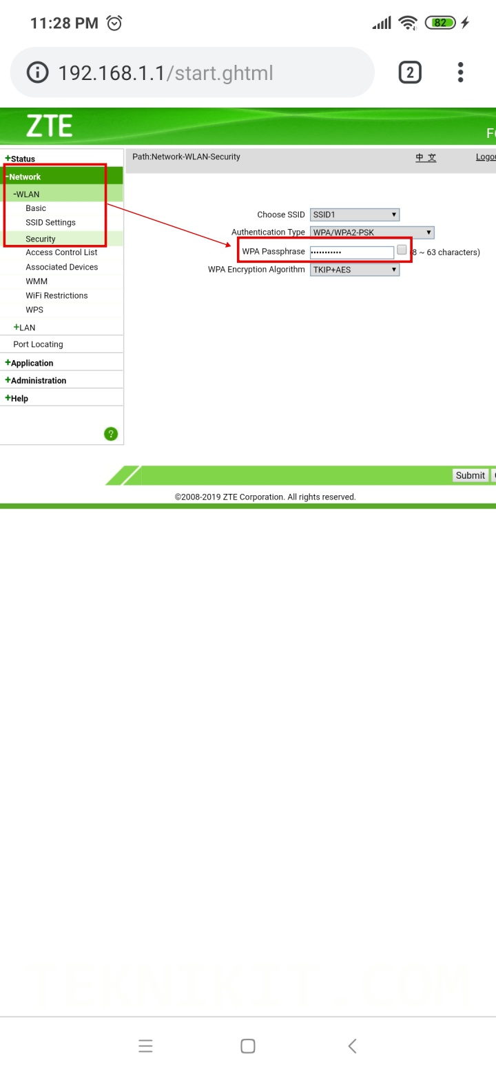 Lupa Password Modem Zte F609 : password, modem, Password, Router, Indihome, Ampuh, Membobol, Modem/Router, (Indihome, Ganti, Lewat, Hairstyles