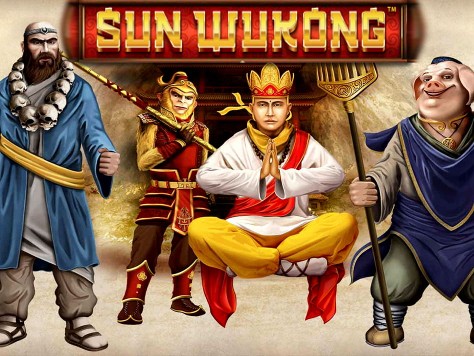 Slot SUN WUKONG - journey to west