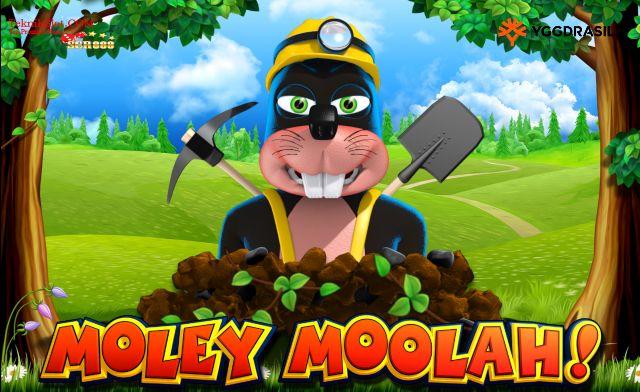 moley moolah slot