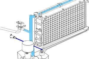 Cara Kerja dan Fungsi Komponen pada Mesin Es
