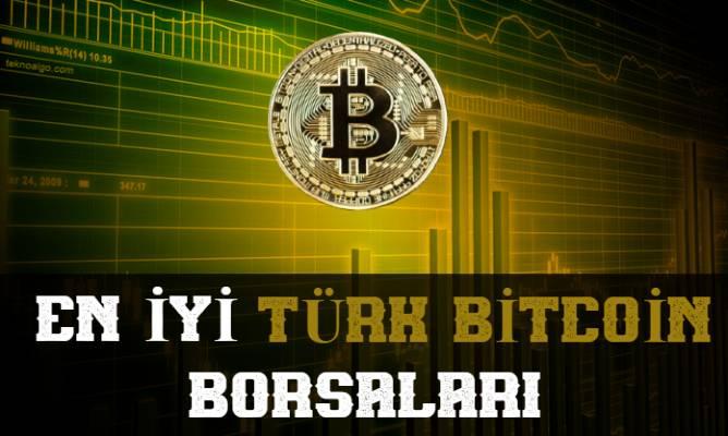 En iyi Bitcoin Borsası