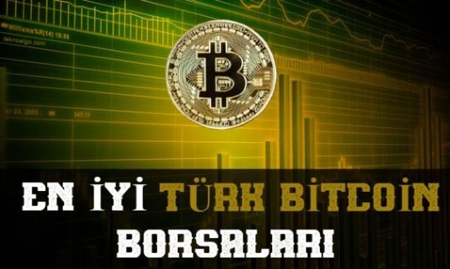 En İyi Türk Bitcoin Borsası
