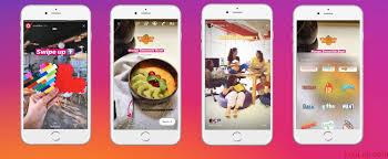 Instagram Hikayelere Link Nasıl Eklenir? Yukarı Kaydırmalı Bağlantı!