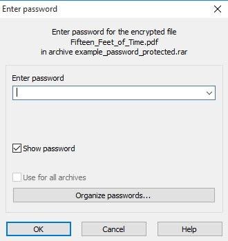 winrar şifre kırma programı