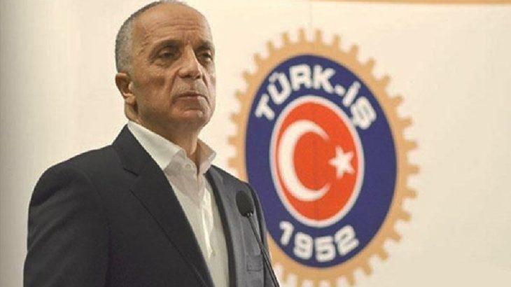 Türk-İş Genel Başkanı, Asgari Ücret İçin Bekledikleri Rakamı Açıkladı
