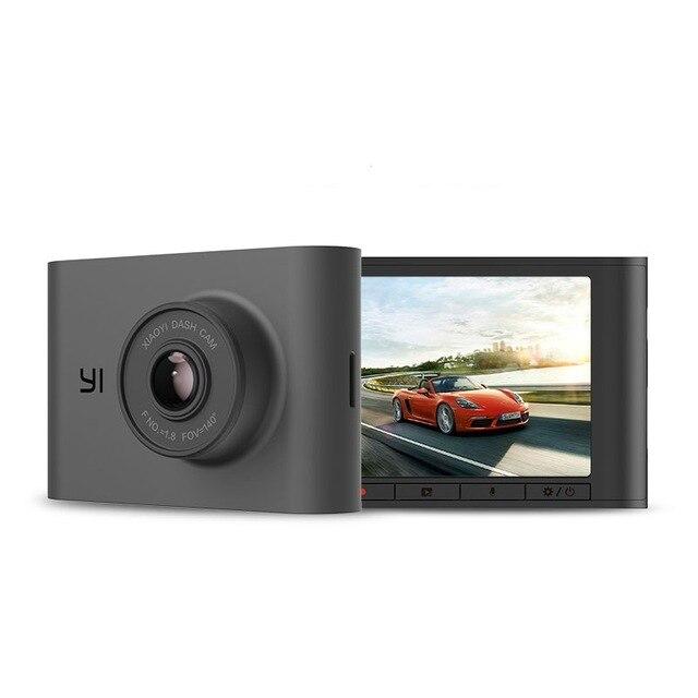 YI Akıllı Dash Araç Kamerası
