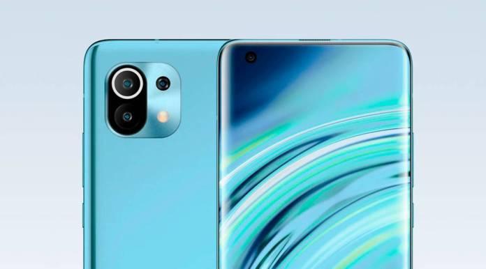 İşte karşınızda Xiaomi Mi 11 Pro! Telefonun görseli sızdırıldı