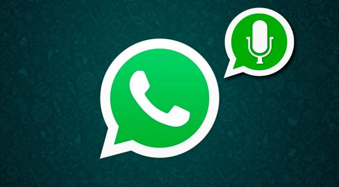 WhatsApp Sesli