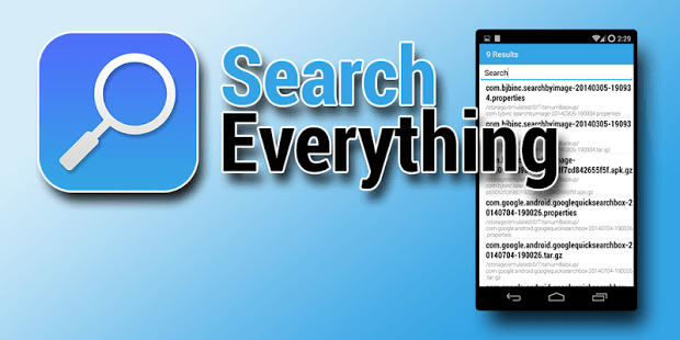 searcheverything
