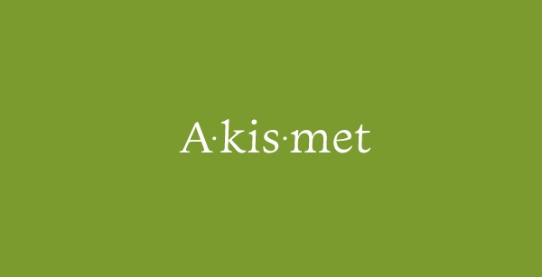 WordPress - Akismet