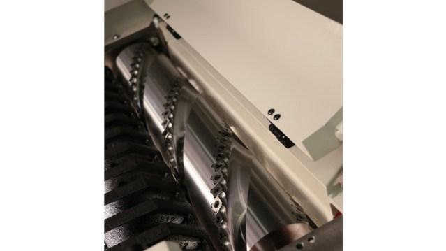 Фуговальный станок Nova F 410, производство SCM Италия, ножевой вал