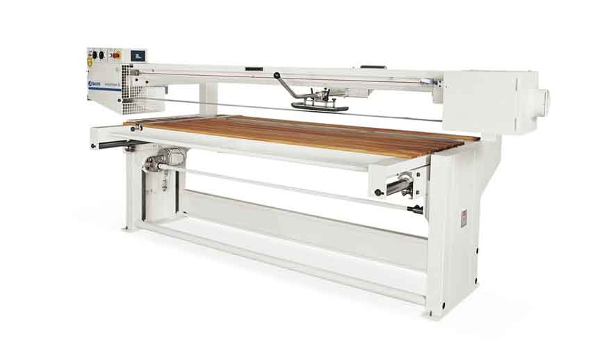 Ленточношлифовальный станок Minimax LS, производство SCM Италия