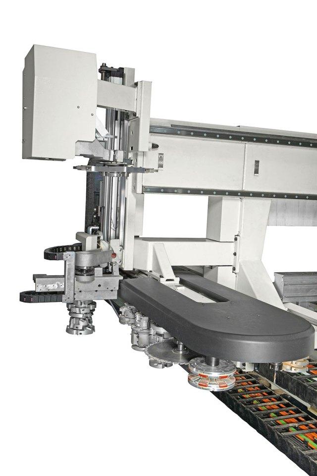 Устройство MACH5 станка с ЧПУ ACCORD 40 FX, производство SCM Италия