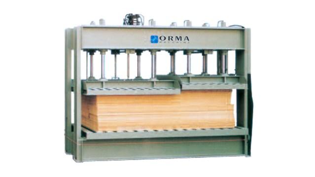 Холодный пресс PFH, производство ORMA Machine Италия