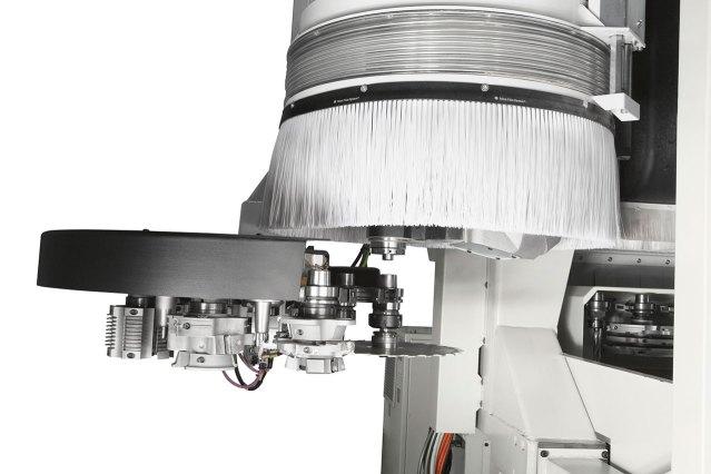 Инструментальный магазин Rapid 16 и Rapid 24 ACCORD 25 FXM, производство SCM (Италия)