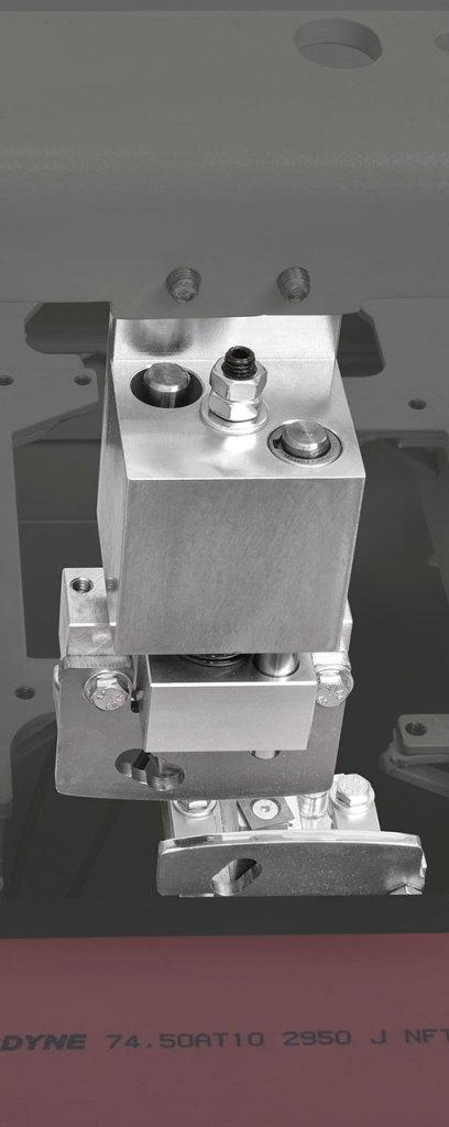 Клеевая цикля кромкооблицовочного станка Minimax ME 28T SP, производство SCM (Италия)