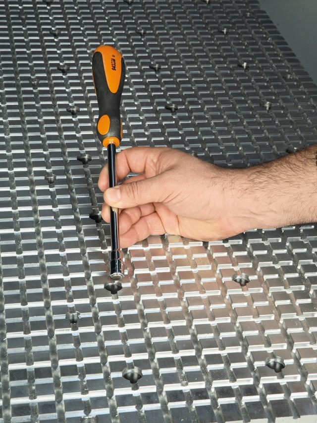 Рабочий стол Morbidelli N200, производство SCM (Италия)