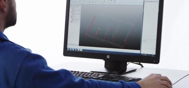 Программное обеспечение Maestro Beam&Wall для обрабатывающего центра с ЧПУ для домостроения AREA, производство SCM Италия