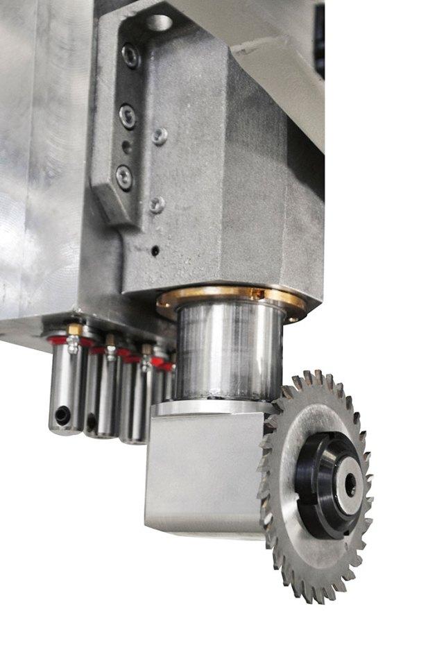 Сверлильный узел с пильным диском ACCORD 50 FX, производство SCM GROUP (Италия)