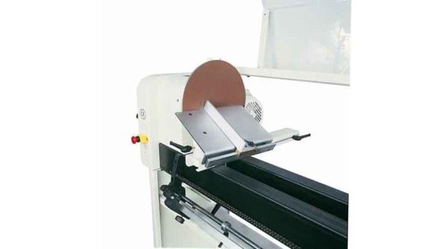 Продукция токарного станка Minimax T 124, производство SCM Италия