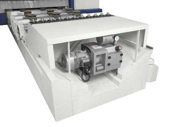 Вакуумный насос Morbidelli M 100/200, производство SCM (Италия)