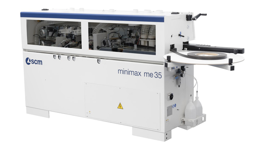 Кромкооблицовочный станок Minimax 35 T, производство SCM Италия