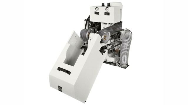 Кромкооблицовочный станок Stefani XD, производство SCM Италия, шлифовальный агрегат