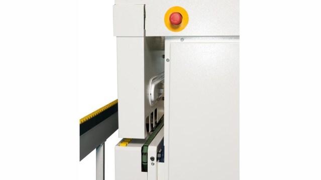 Кромкооблицовочный станок Stefani XD, производство SCM Италия, исходящий привод