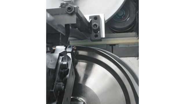 Кромкооблицовочный станок Stefani XD, производство SCM Италия, двойная фрезеровка