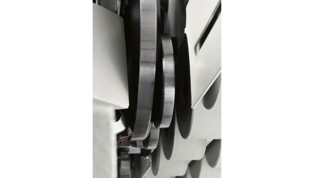 Блок нестинга кромкооблицовочного станка Olimpic K 560, производство SCM Италия