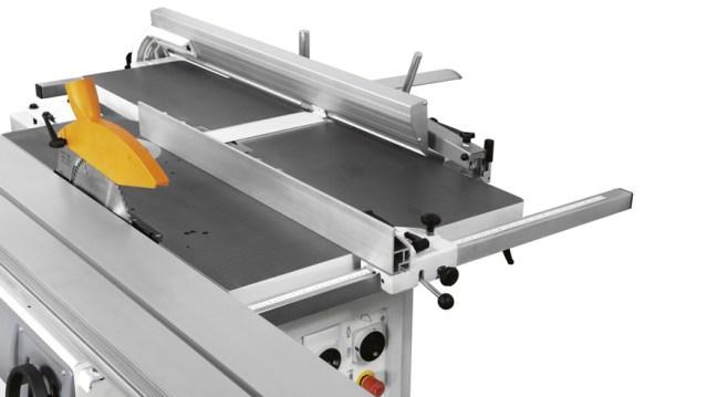 Направляющие для профессионального универсального станка Minimax CU 300C, производство SCM Италия