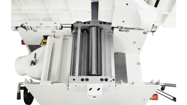 Классический фрезеровально-строгальный станок Minimax CU 410C, производство SCM Италия