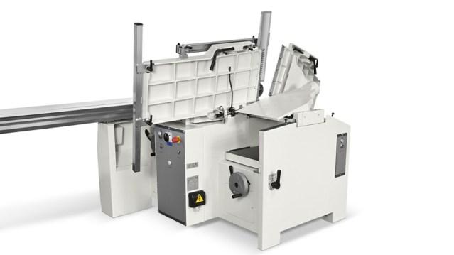 Универсальный многооперационный станок Minimax CU 410E в открытом виде, производство SCM Италия