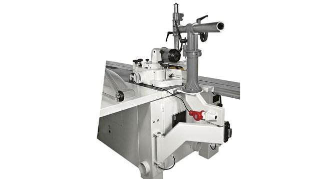 Универсальный многооперационный станок Minimax lab 300P, производство SCM Италия, электрика