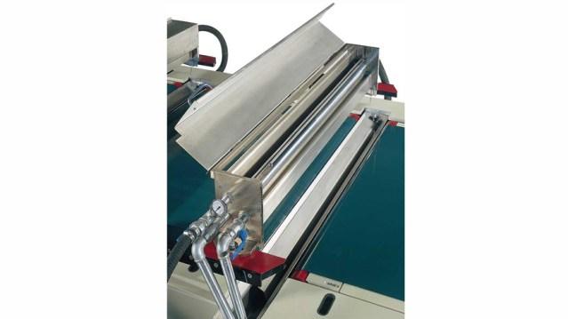 Лаконаливная установка G 95-ET1, производство Giardina Group Италия