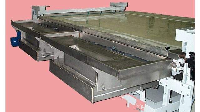 Автомат окраски распылением Dualtech 501 DRY/WET, производство Giardina Group Италия