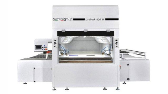 Автомат окраски распылением Dualtech 420 SB DRY/WET, производство Giardina Group (Италия)