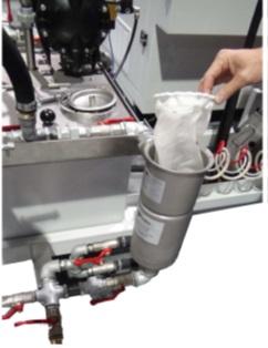 Станок вакуумной окраски погонажа MCD, производство Giardina Group Италия