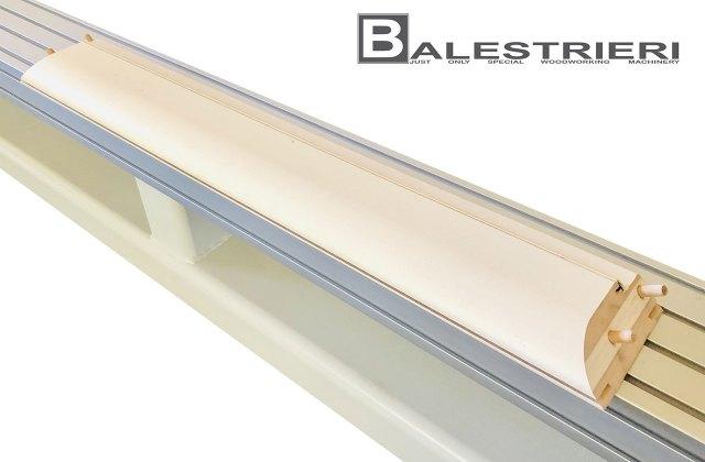Станок для производства дверей SMART 45, производство Balestrieri Италия. Результат обработки