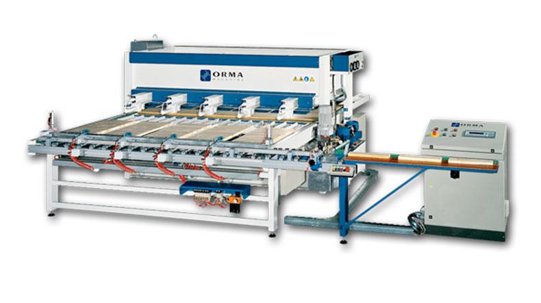 Линия по производству мебельного щита LS CA ECO, производитель OrmaMacchine италия