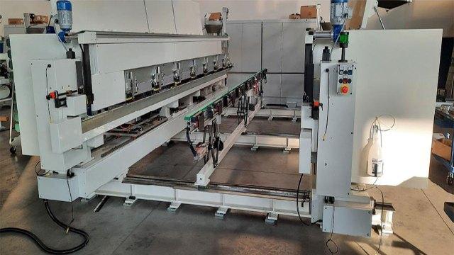 Станок для рамочных фасадов под 90° Bord DP, производство Fiorenza Италия