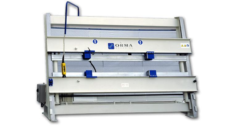 Гидравлическая автоматическая вертикальная сборочная вайма FUTURA ECO, производство Orma Macchine Италия