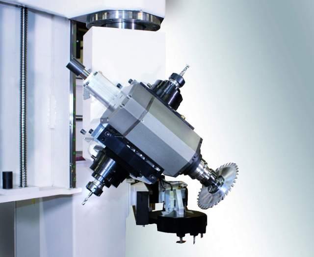 Diva Door R2+R1 CU обрабатывающий центр с ЧПУ с 6 интерполируемыми осями, производство Greda Италия
