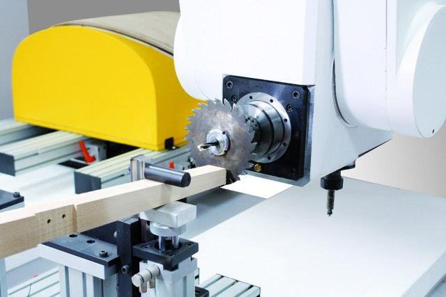 Обрабатывающий центр с ЧПУ SPRINTER R4, производство Greda Италия